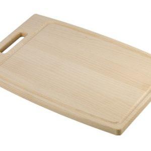 Dřevěná kuchyňská prkénka - Krájecí deska HOME PROFI 40x26 cm