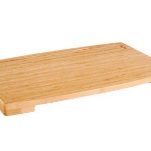 Dřevěná kuchyňská prkénka - Krájecí deska AZZA 40x26 cm