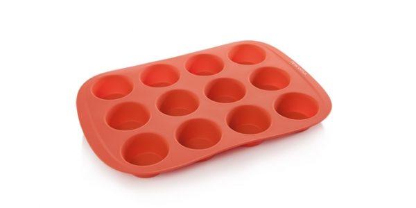 Silikonové formy na pečení - Forma 12 muffinů DELÍCIA SiliconPRIME
