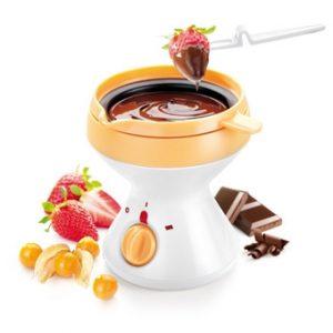 Fondue sady - čokoládové fondue DELÍCIA