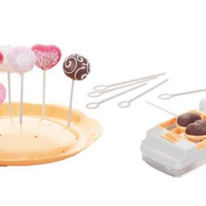 Samostatné formičky - Tvořítka na cake pops DELÍCIA