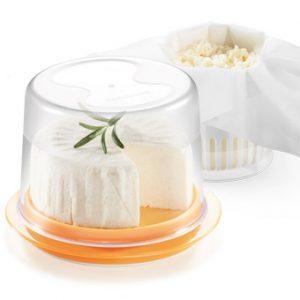 Příprava sýru a másla - Souprava pro přípravu čerstvého sýru DELLA CASA