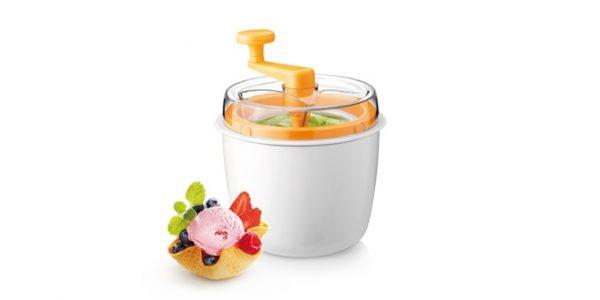 Příprava zmrzliny - Zmrzlinovač DELLA CASA