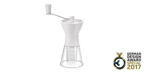 Pomůcky pro přípravu kávy - Mlýnek na kávu HANDY