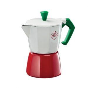 Moka konvičky - Kávovar PALOMA Tricolore