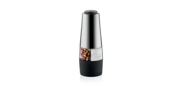 Mlýnky na koření - Elektrický mlýnek na pepř a sůl PRESIDENT