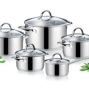 Sady nádobí na indukci - Sada nádobí AMBITION