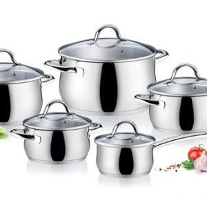 Sady nádobí na indukci - Sada nádobí VIVA