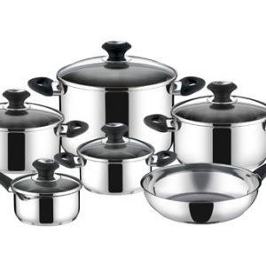 Sady nádobí na indukci - Sada nádobí PRESTO
