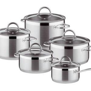 Sady nádobí na indukci - Sada nádobí VISION