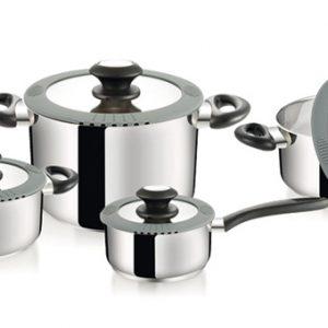Sady nádobí na indukci - Sada nádobí SmartCOVER