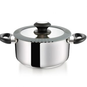 Kastroly - Kastrol SmartCOVER s poklicí ø 20 cm