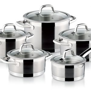 Sady nádobí na indukci - Sada nádobí PRESIDENT