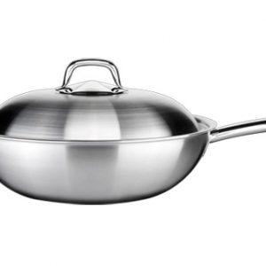 Pánve wok - Wok PRESIDENT ø32 cm