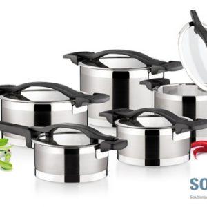 Sady nádobí na indukci - Sada nádobí ULTIMA