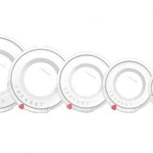 Plastové poklice - Plastové poklice UNICOVER