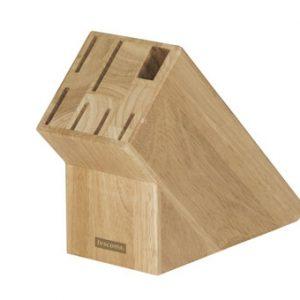 Dřevěné bloky na nože - Blok WOODY