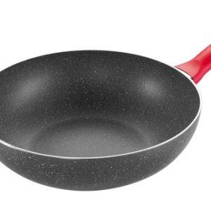 Pánve wok - Wok MANICO ROSSO ø 28 cm