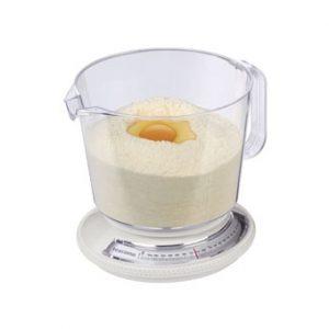 Váhy - Kuchyňské váhy dovažovací DELÍCIA 2.2 kg